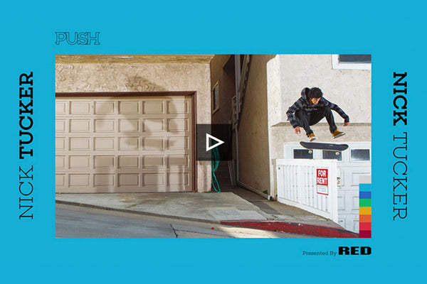 Diamond Footwear: Nick Tucker The Push Part