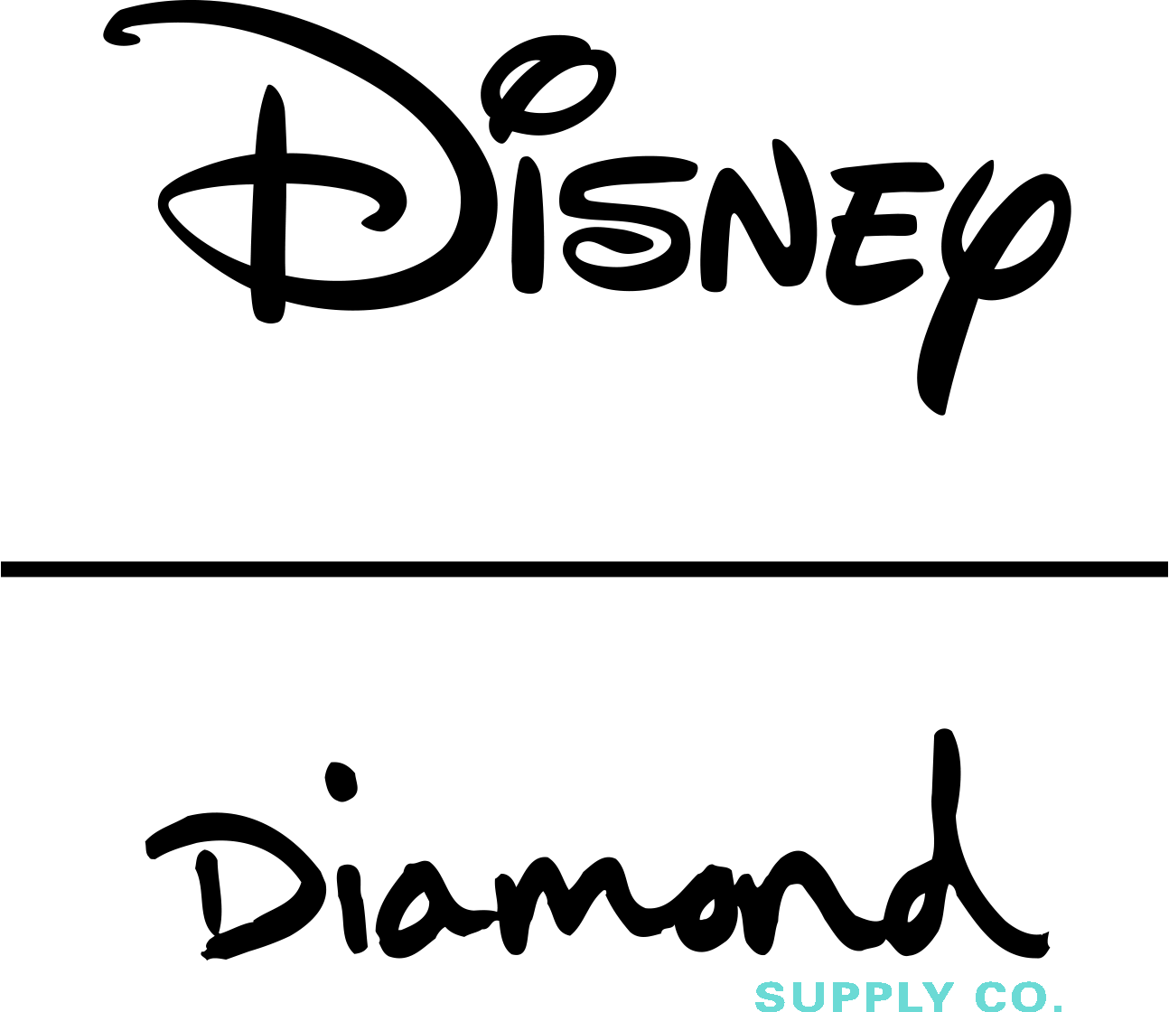 Disney & Diamond Supply Co