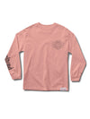 High Power Long Sleeve Tee - Melon