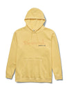 Trace OG Script Hoodie - Yellow