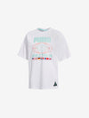 Diamond x Puma Tee - White