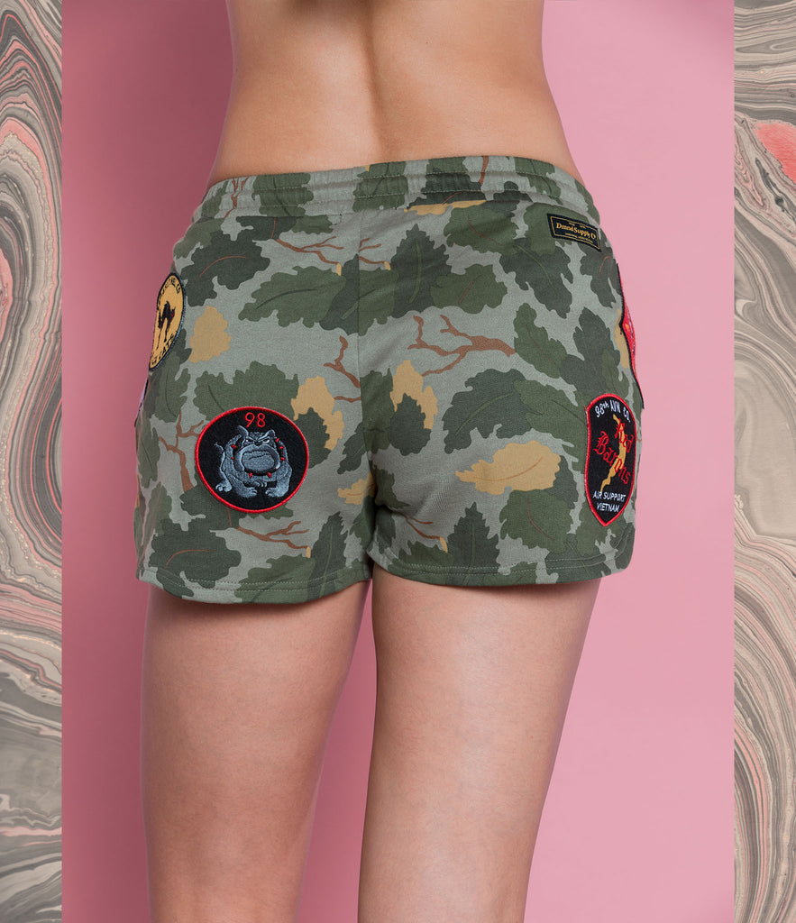 Pacific Tour Shorts, Spring 2017 Diamond Womens -  Diamond Supply Co.