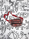 Diamond x Haring Fanny Pack, Haring -  Diamond Supply Co.