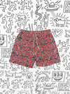 Diamond x Haring Shorts, Haring -  Diamond Supply Co.