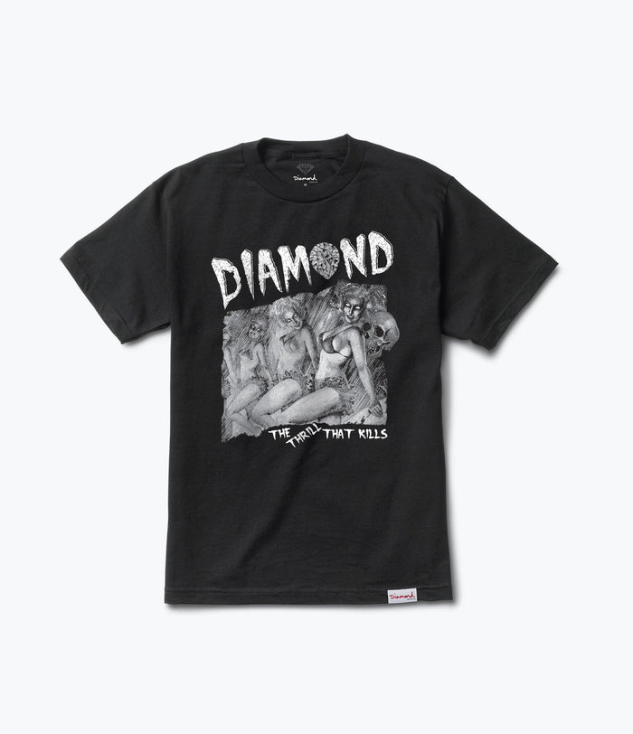 Diamond Thrill Tee, Fall 2017 -  Diamond Supply Co.