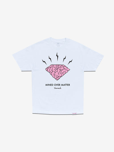 Headstrong Tee - White