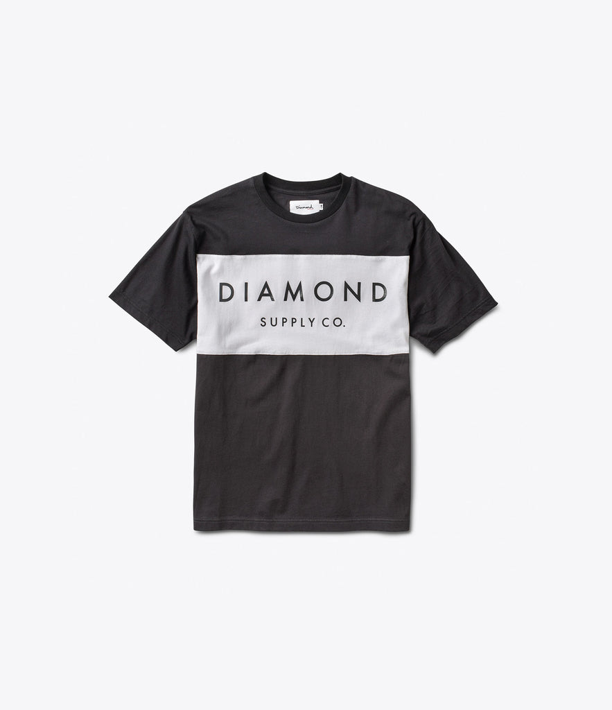 Yacht Short Sleeve Tee, Summer 2016 Delivery 1 Cut-N-Sew -  Diamond Supply Co.