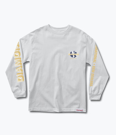 Worldwide Longsleeve Tee, Fall 2017 Delivery 2 Tees -  Diamond Supply Co.