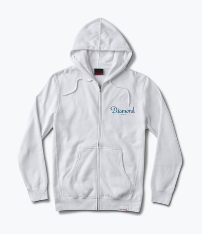 Champagne Script Zip Hood, Fall 2017 Delivery 2 Tees -  Diamond Supply Co.