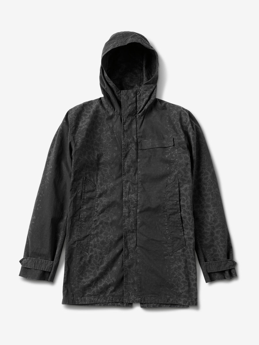 Striker Cheetah Jacket - Black