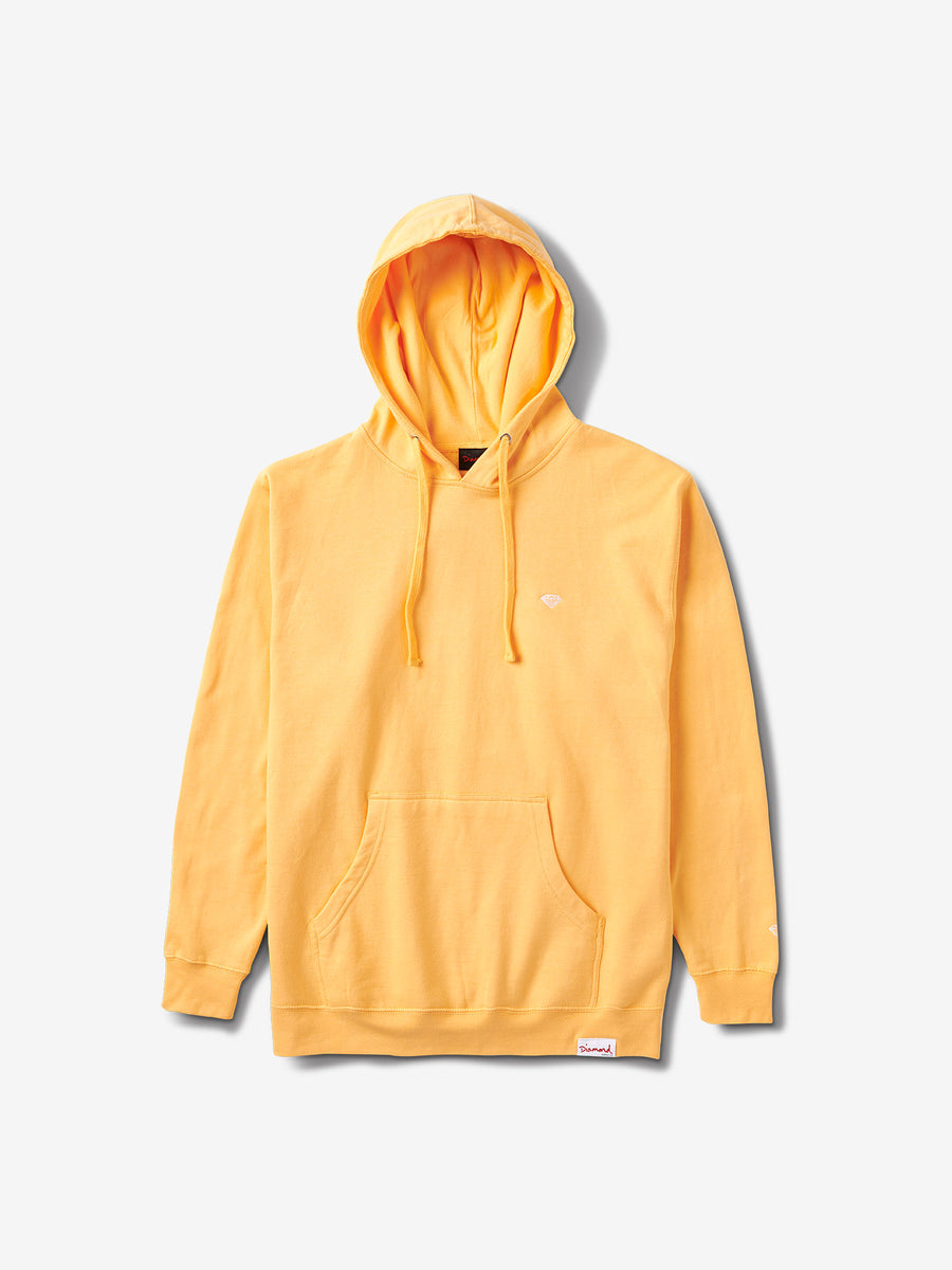 Micro Brilliant Overdye Hoodie - Peach, Summer 2019 -  Diamond Supply Co.