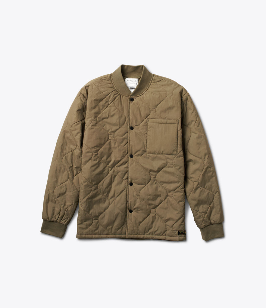 Surplus Shirt Jacket, Spring 2017 Delivery 1 Cut-N-Sew -  Diamond Supply Co.
