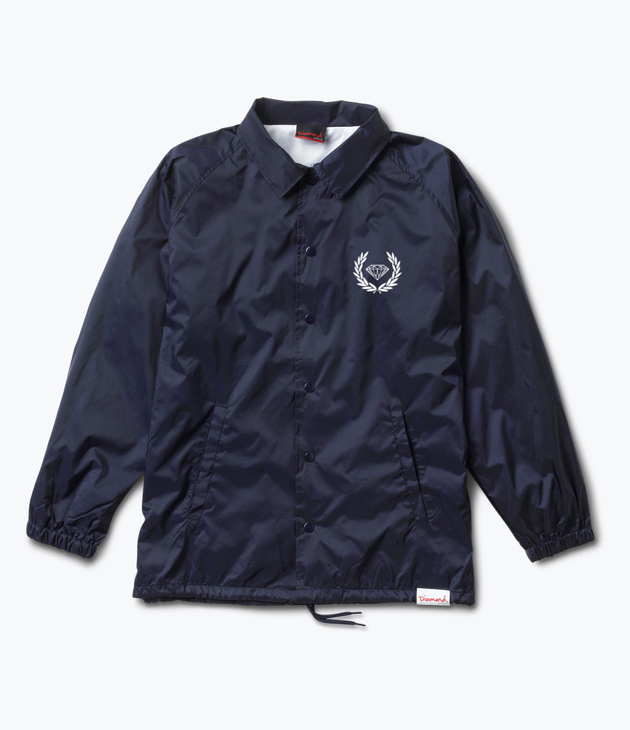Brilliant Crest Coaches Jacket, Holiday 2017 -  Diamond Supply Co.