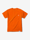 Mini Un-Polo Tee - Orange