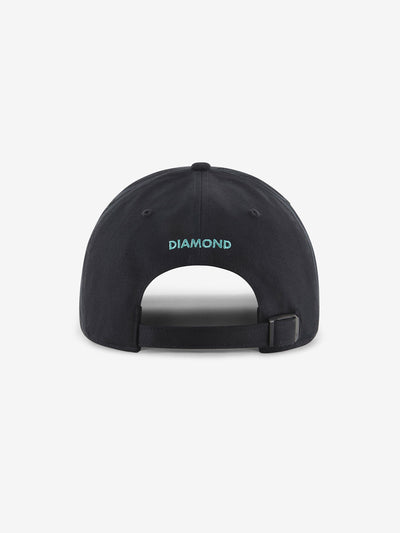Diamond x 47 Brand x NBA Captain Hat - Milwaukee Bucks
