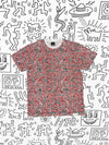 Diamond x Haring Tee - White, Haring -  Diamond Supply Co.