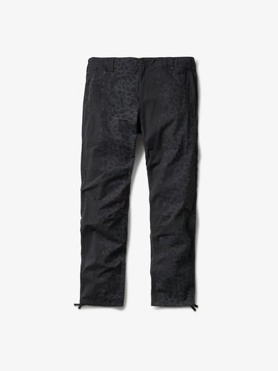 Bunker Cheetah Pant - Black,  -  Diamond Supply Co.