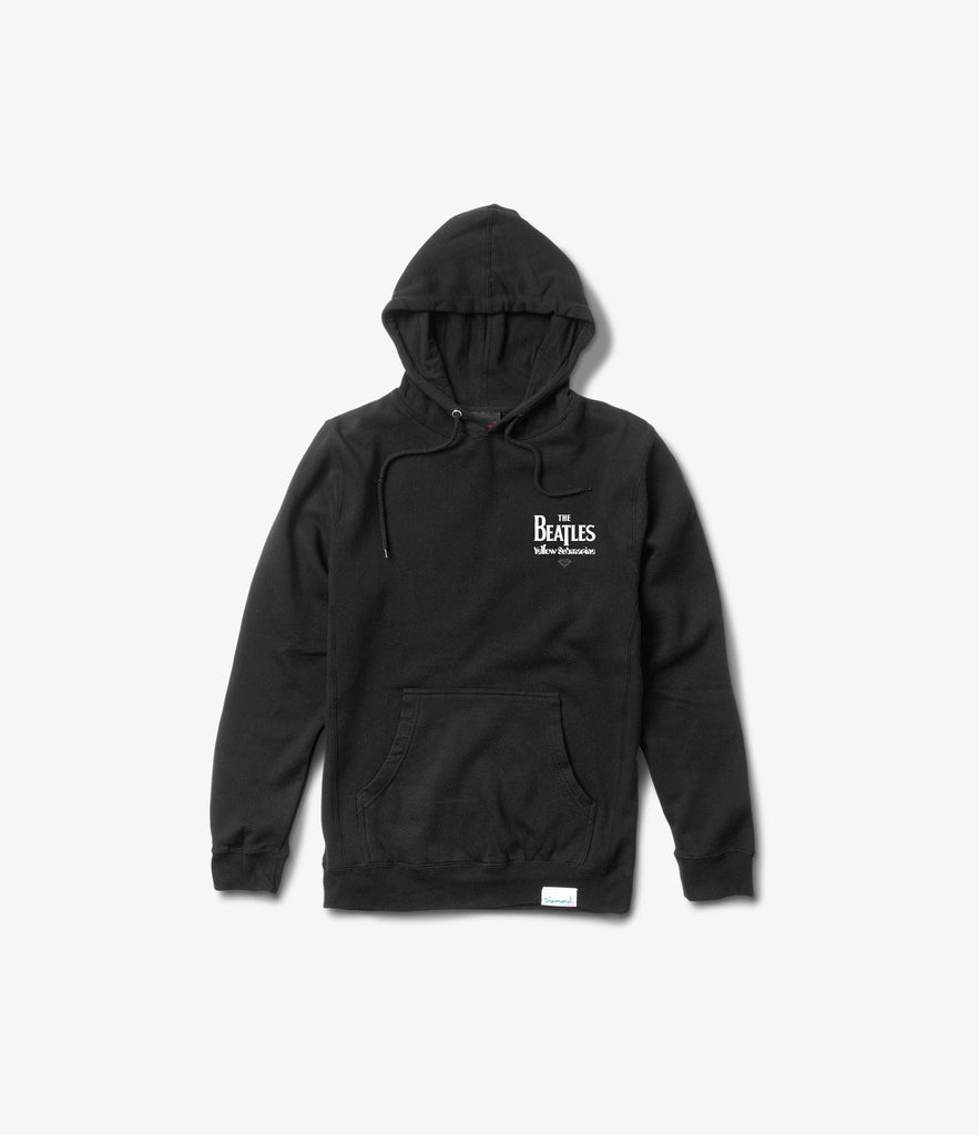 Diamond x Beatles  All Together Now Pullover Hood, Limited Additions -  Diamond Supply Co.