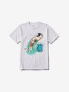 Diamond x Astroboy Soaring High Tee - White