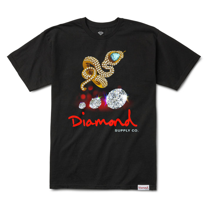 Snake Tee, Spring 2018 Delivery 1 Tee Printable -  Diamond Supply Co.