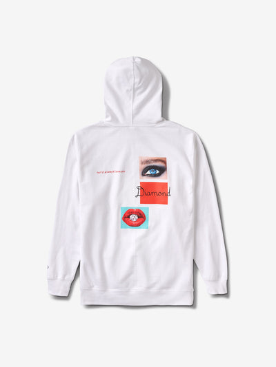 I Will Always Hoodie - White