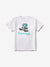 Skate Life Cutty Tee - White