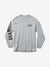 Bulldog Longsleeve - Heather Grey