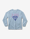 Gem Longsleeve - Powder Blue