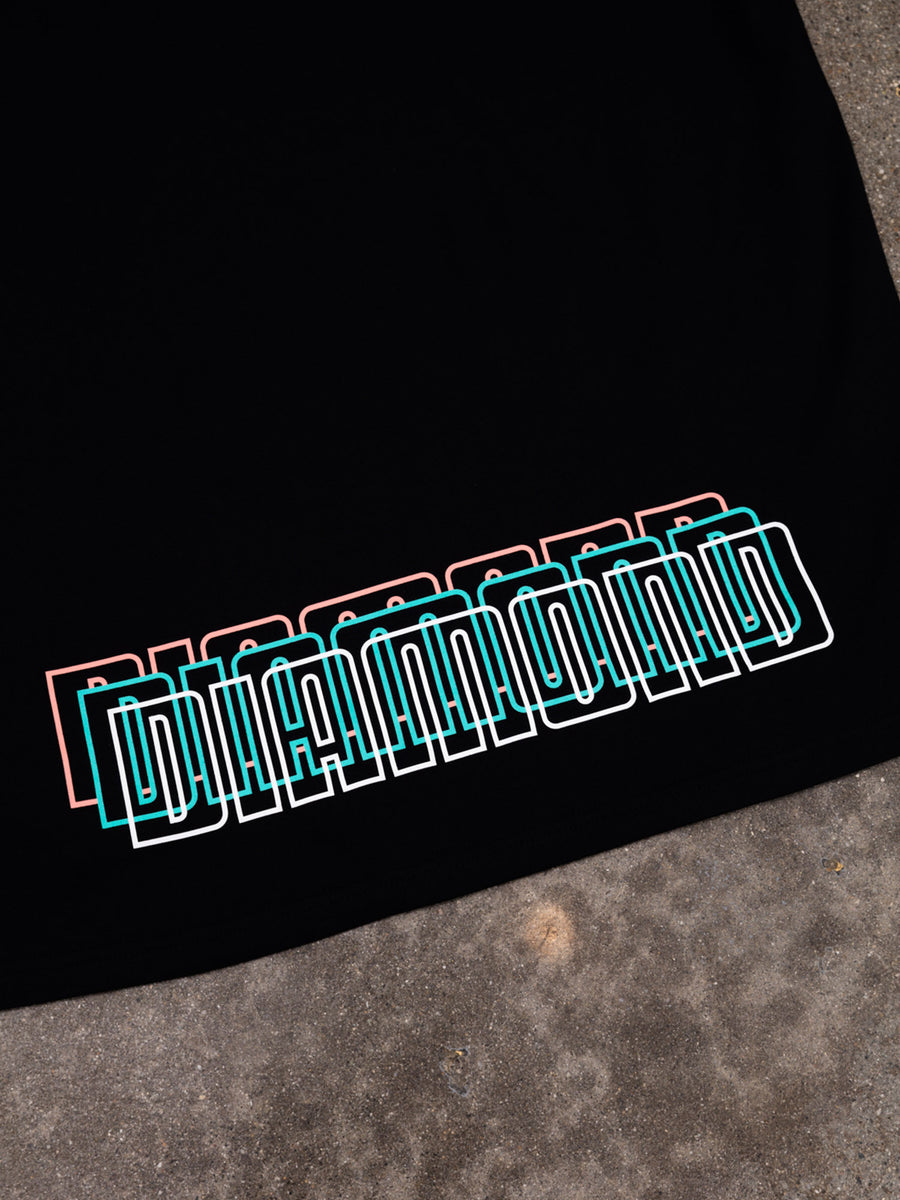 Diamond x Puma Tee - Black
