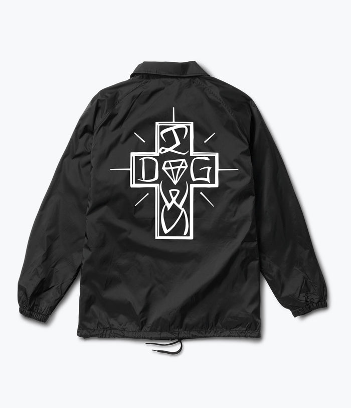 Diamond x Dogtown Coaches Jacket, Limited Additions -  Diamond Supply Co.