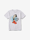 Diamond x Astroboy Atom Tee - White