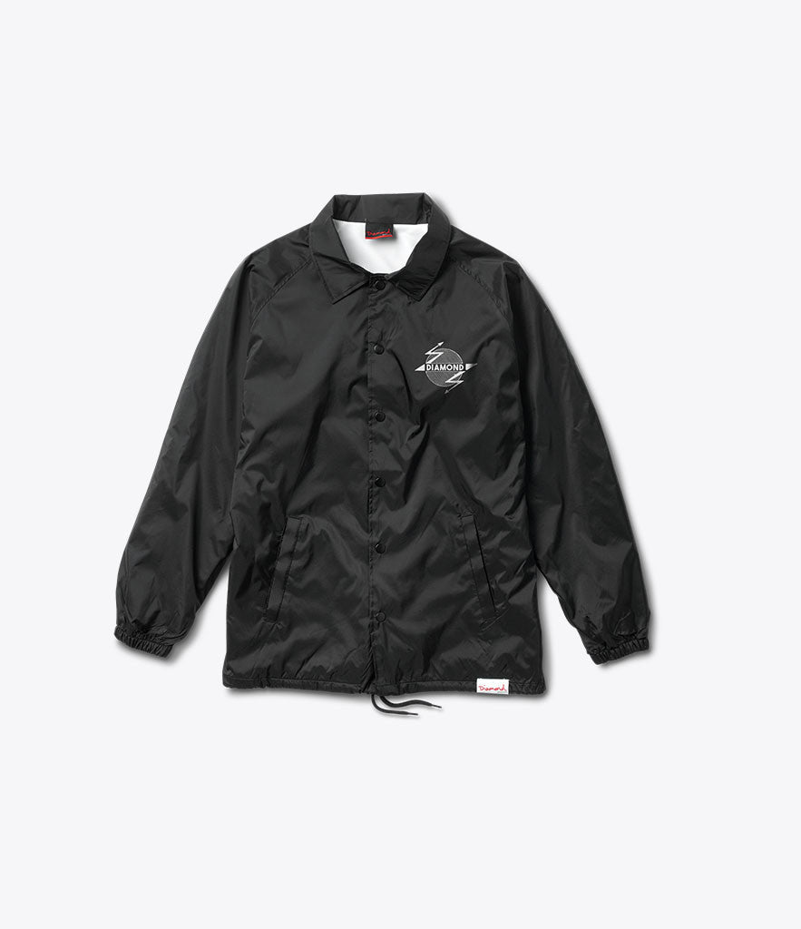 Diamond Bolt Coaches Jacket, Fall 2016 Jackets -  Diamond Supply Co.