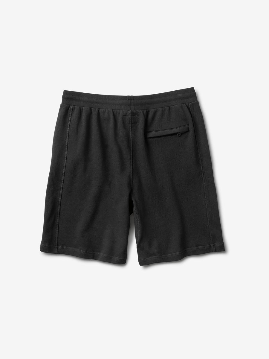 Diamante Sweatshorts - Black