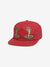 Cobra Unstructured Strapback - Red