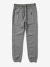 Diamond Sweatpants - Heather Grey