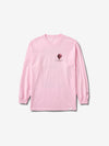 Diamond Mining Longsleeve - Pink, Summer 2019 -  Diamond Supply Co.