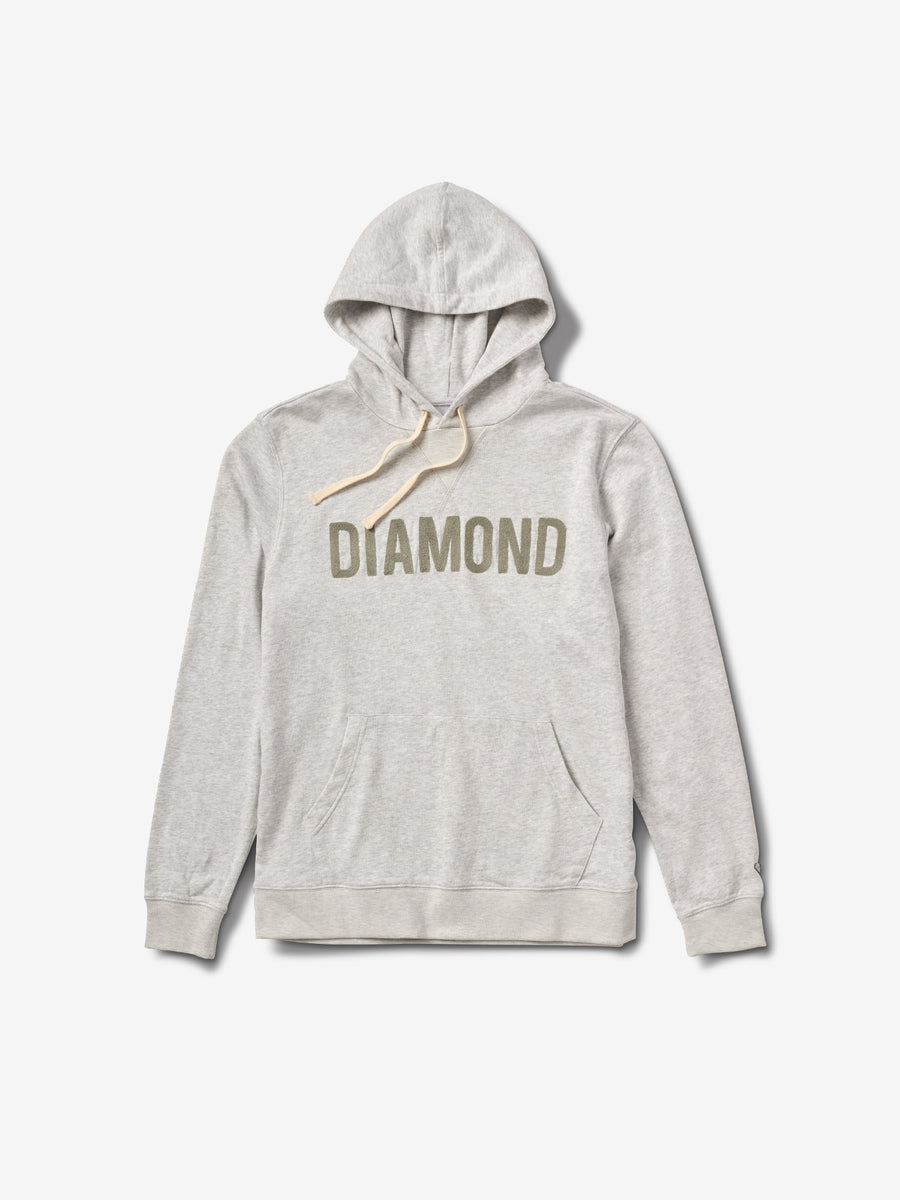 ac405803f4798c Diamond French Terry Team Hoodie - Ash