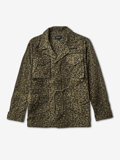 Cheetah M65 Jacket - Olive