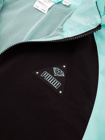 Diamond x Puma XTG Track Jacket - Black