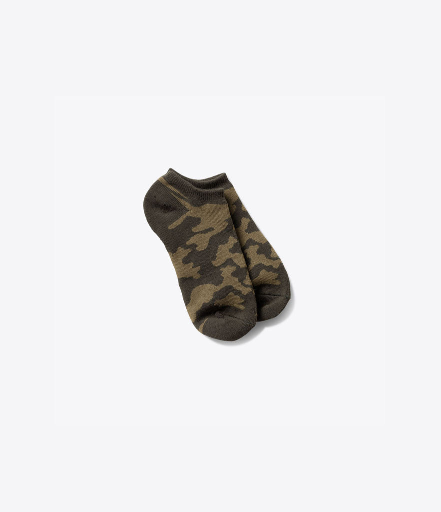 Camo Low Socks