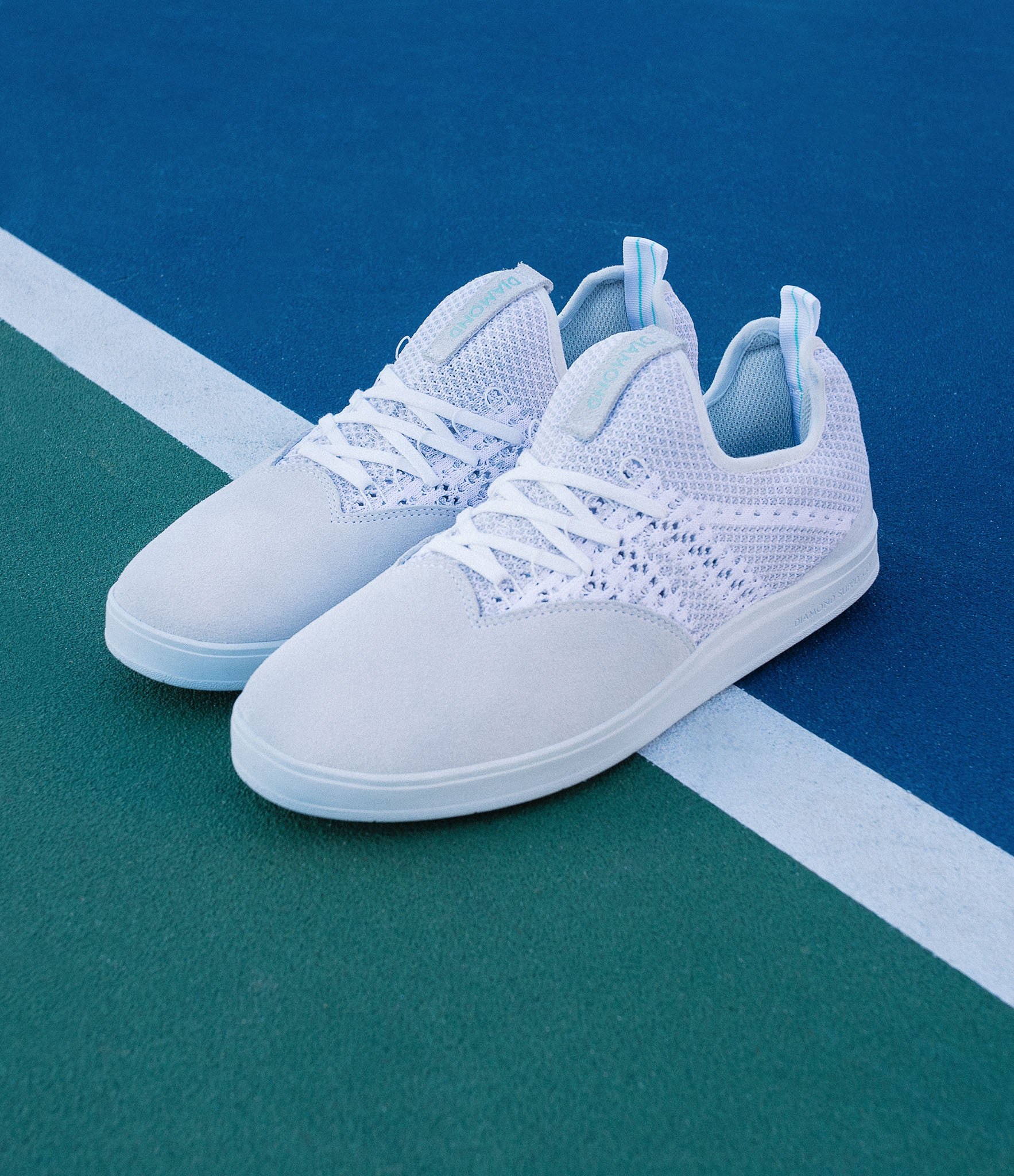The All Day in White by Diamond Footwear - Diamond Supply Co. 646d6057bcb