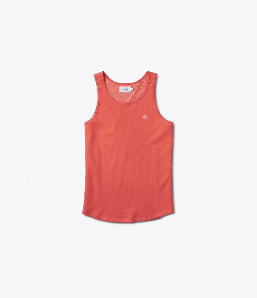 Pavilion Terry Tank Top, Summer 2016 Delivery 1 Cut-N-Sew -  Diamond Supply Co.
