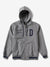 Days Of Glory Varsity Jacket - Grey