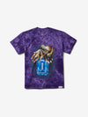 Serpent Tee - Purple Crystal Wash