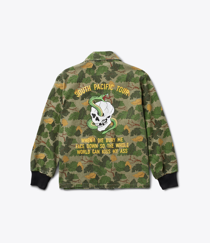 Pacific Tour Jacket, Spring 2017 Delivery 1 Cut-N-Sew -  Diamond Supply Co.
