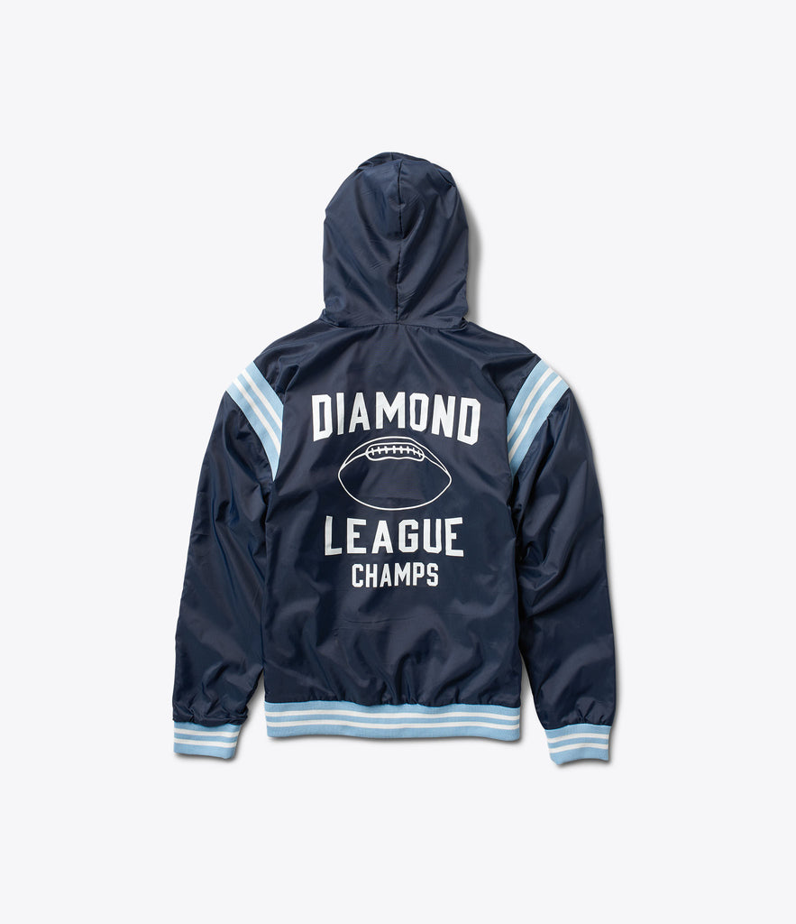 Stadium Team Pullover with Hood, Spring 2017 Delivery 1 Cut-N-Sew -  Diamond Supply Co.