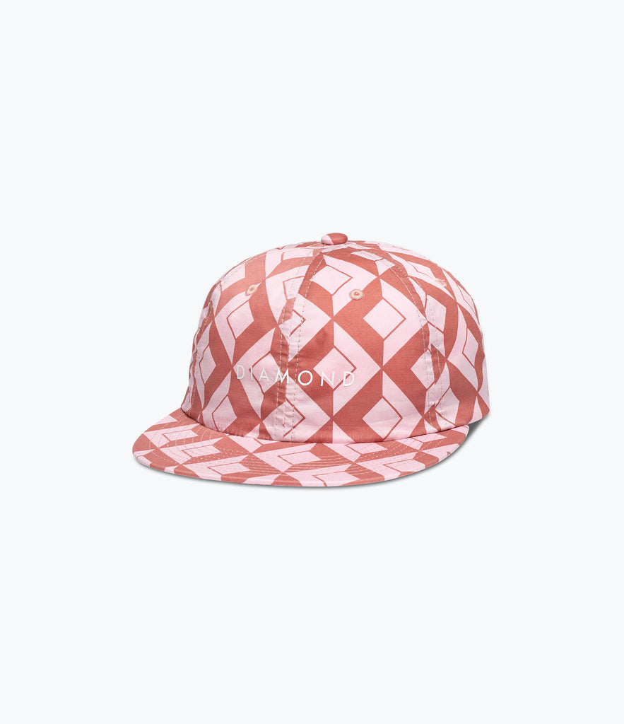 Leeway Tiles Unstructured Hat, Summer 2017 Delivery 1 Headwear -  Diamond Supply Co.