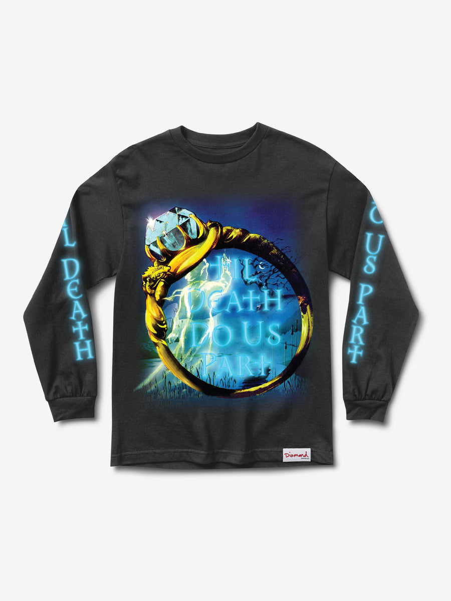 Til Death Longsleeve - Black