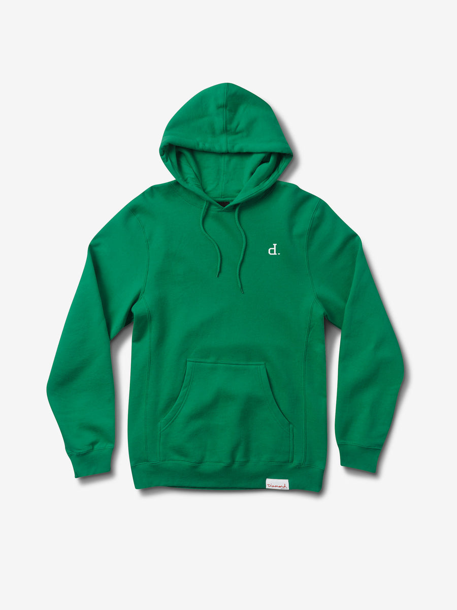 Mini UnPolo Hoodie - Dark Green,  -  Diamond Supply Co.