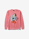 Diamond x Astroboy Atom Crewneck - Red